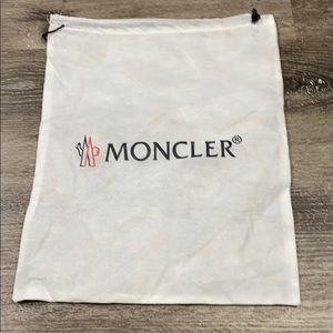 Moncler Dust Bag